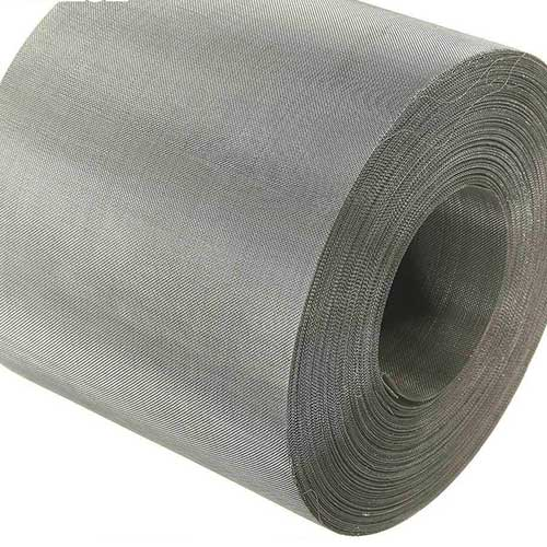 SS304-Stainless-Steel-Plain-Dutch-Weave-Square-Wire-Mesh-Filter-Cloth