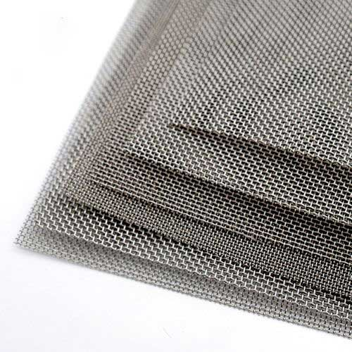 Stainless Steel Twill Dutch Woven Wire Mesh